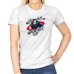 Metropolis Reporter's Club Exclusive - Womens - T-Shirts - RIPT Apparel