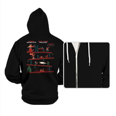 Donkey Thing - Hoodies - Hoodies - RIPT Apparel