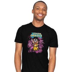 The Crystal Gauntlet - Mens - T-Shirts - RIPT Apparel
