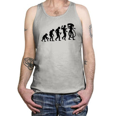 Silicon-Based Evolution - Tanktop - Tanktop - RIPT Apparel