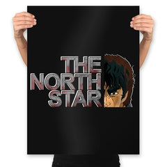 The North Star - Prints - Posters - RIPT Apparel