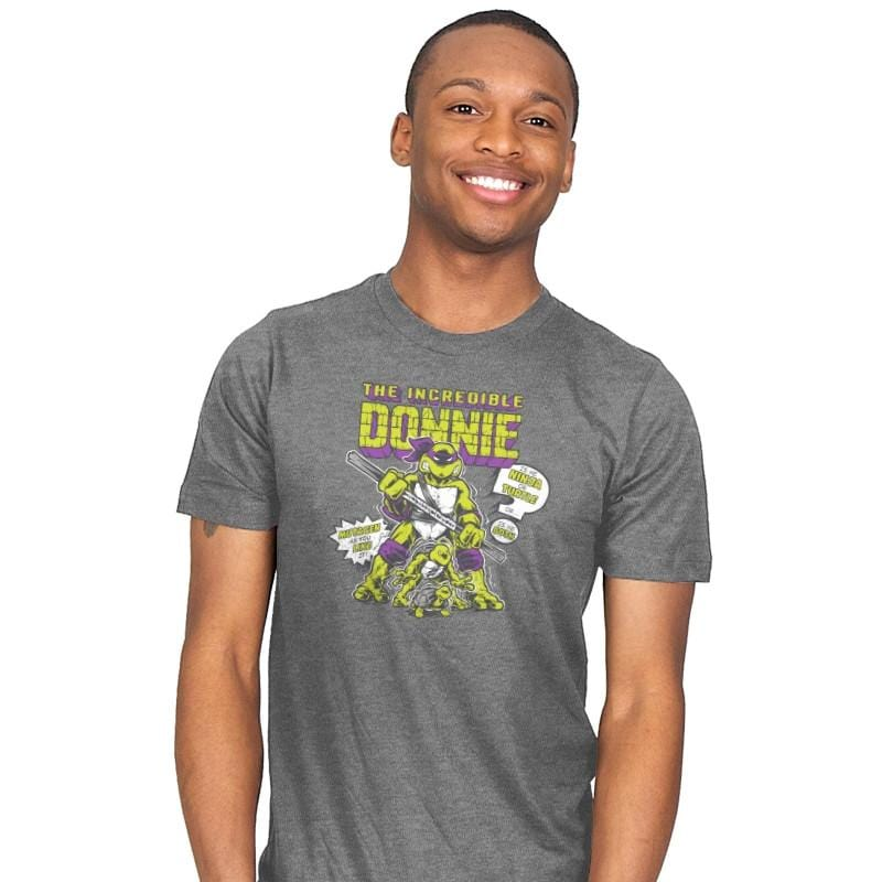 The Incredible Donnie Exclusive - Mens - T-Shirts - RIPT Apparel