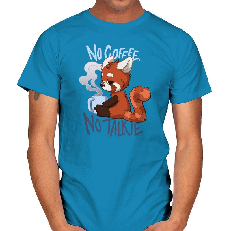 Coffee Talk - Mens - T-Shirts - RIPT Apparel