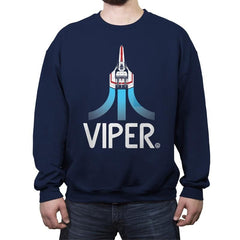 Viper - Crew Neck Sweatshirt - Crew Neck Sweatshirt - RIPT Apparel