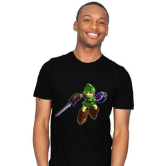 Mega Link - Best Seller - Mens - T-Shirts - RIPT Apparel