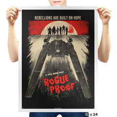 Rogue Proof Exclusive - Prints - Posters - RIPT Apparel