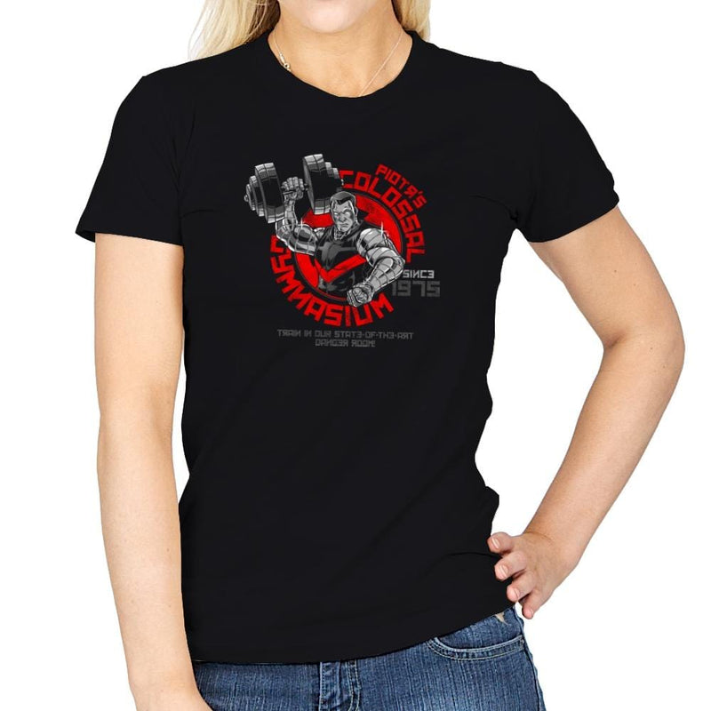 Colossal Gym Exclusive - Womens - T-Shirts - RIPT Apparel