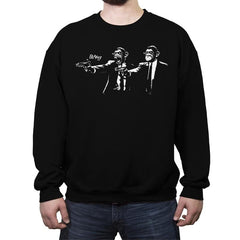Ape Fiction - Crew Neck Sweatshirt - Crew Neck Sweatshirt - RIPT Apparel