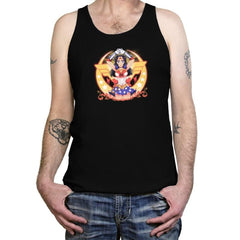 Wonder Moon  - Tanktop - Tanktop - RIPT Apparel