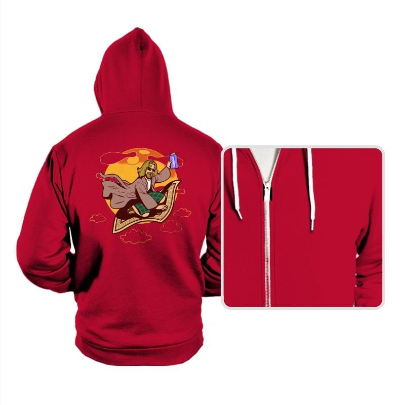 Magic Rug Ride - Hoodies - Hoodies - RIPT Apparel