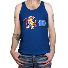 Wakka Fighter - Tanktop - Tanktop - RIPT Apparel
