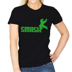 Smashuma - Womens - T-Shirts - RIPT Apparel