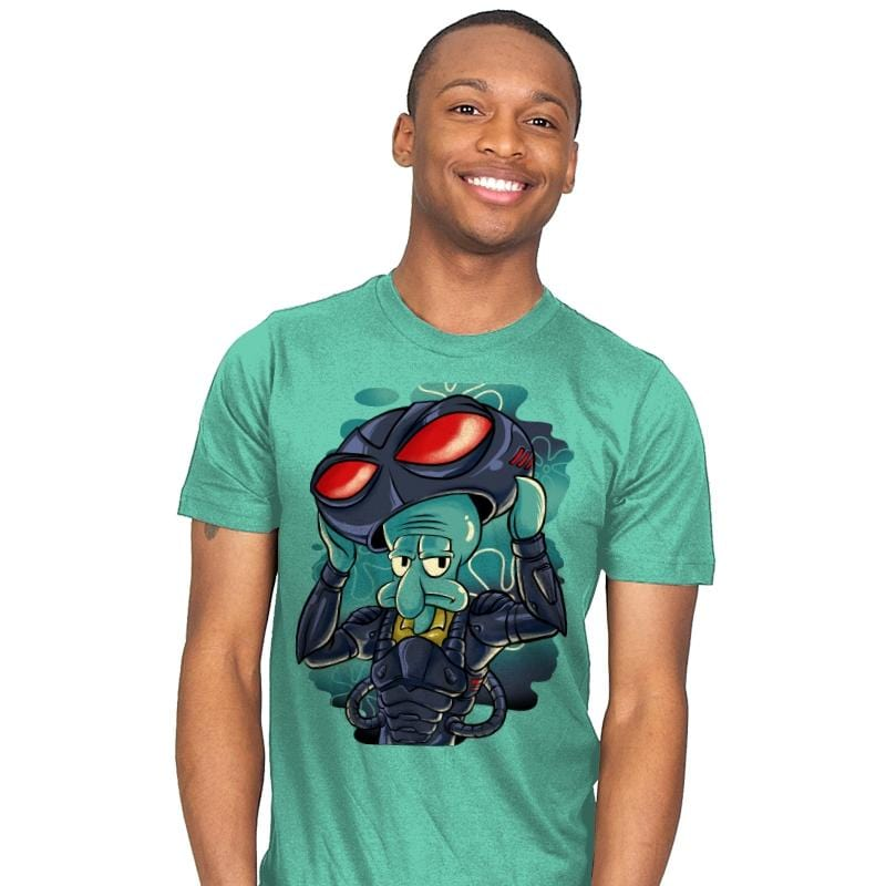 Black Manta Identity - Mens - T-Shirts - RIPT Apparel