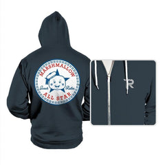 Marshmallow All Star - Hoodies - Hoodies - RIPT Apparel