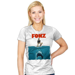 FONZ - Womens - T-Shirts - RIPT Apparel