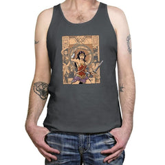Raider of the Lost Amazon Exclusive - Tanktop - Tanktop - RIPT Apparel