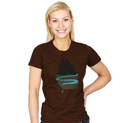 Cliffside Paradise Exclusive - Womens - T-Shirts - RIPT Apparel
