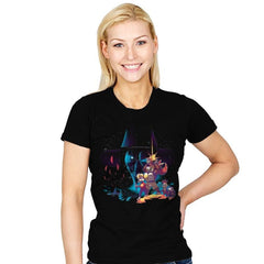 Jiggy Wars - Womens - T-Shirts - RIPT Apparel