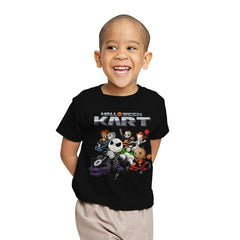 Halloween Kart - Youth - T-Shirts - RIPT Apparel