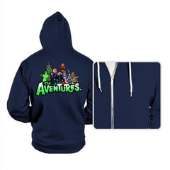 The Aventure Bros - Hoodies - Hoodies - RIPT Apparel