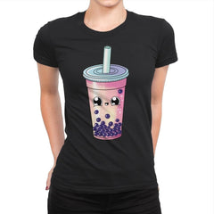 Bubble Tea - Womens Premium - T-Shirts - RIPT Apparel