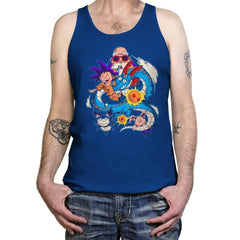 I Can Ki With My Eyes Shut - Tanktop - Tanktop - RIPT Apparel