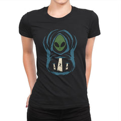 The Abduction In The Field - Womens Premium - T-Shirts - RIPT Apparel