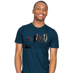 Hero Pose - Mens - T-Shirts - RIPT Apparel