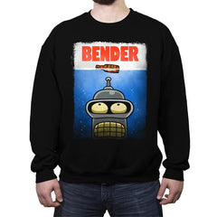 Brews - Crew Neck Sweatshirt - Crew Neck Sweatshirt - RIPT Apparel