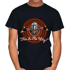This Is The Way - Mens - T-Shirts - RIPT Apparel