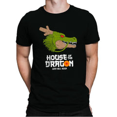 House of the dragon - Mens Premium - T-Shirts - RIPT Apparel