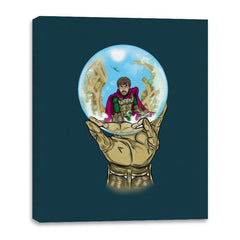 Mysterio Escher - Canvas Wraps - Canvas Wraps - RIPT Apparel