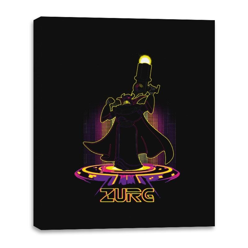 Zurg - Canvas Wraps - Canvas Wraps - RIPT Apparel