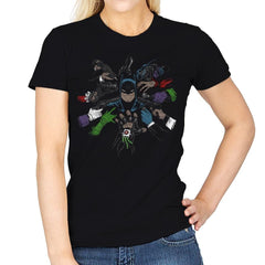 Batwick - Anytime - Womens - T-Shirts - RIPT Apparel