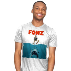 FONZ - Mens - T-Shirts - RIPT Apparel