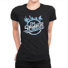 The Spideys - Womens Premium - T-Shirts - RIPT Apparel