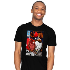The Incredible Clown - Mens - T-Shirts - RIPT Apparel