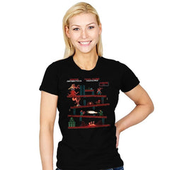 Donkey Thing - Womens - T-Shirts - RIPT Apparel