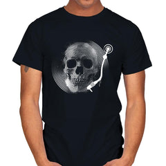 Death Tune - Mens - T-Shirts - RIPT Apparel