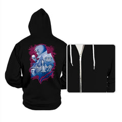 King's Labyrinth - Hoodies - Hoodies - RIPT Apparel