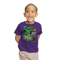 Slimer's Ect-O's Exclusive - Youth - T-Shirts - RIPT Apparel
