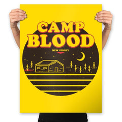 Camp Bloody - Prints - Posters - RIPT Apparel