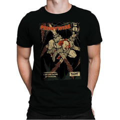 Eater of Worlds - Mens Premium - T-Shirts - RIPT Apparel