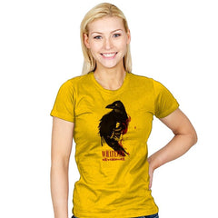 Whatever, Nevermore Exclusive - 90s Kid - Womens - T-Shirts - RIPT Apparel