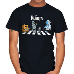 The Robots - Mens - T-Shirts - RIPT Apparel