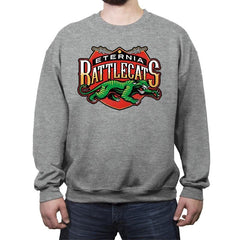 Eternia Battlecats - Crew Neck Sweatshirt - Crew Neck Sweatshirt - RIPT Apparel