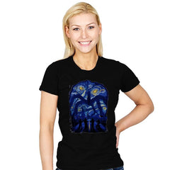 F Hoffman - Womens - T-Shirts - RIPT Apparel