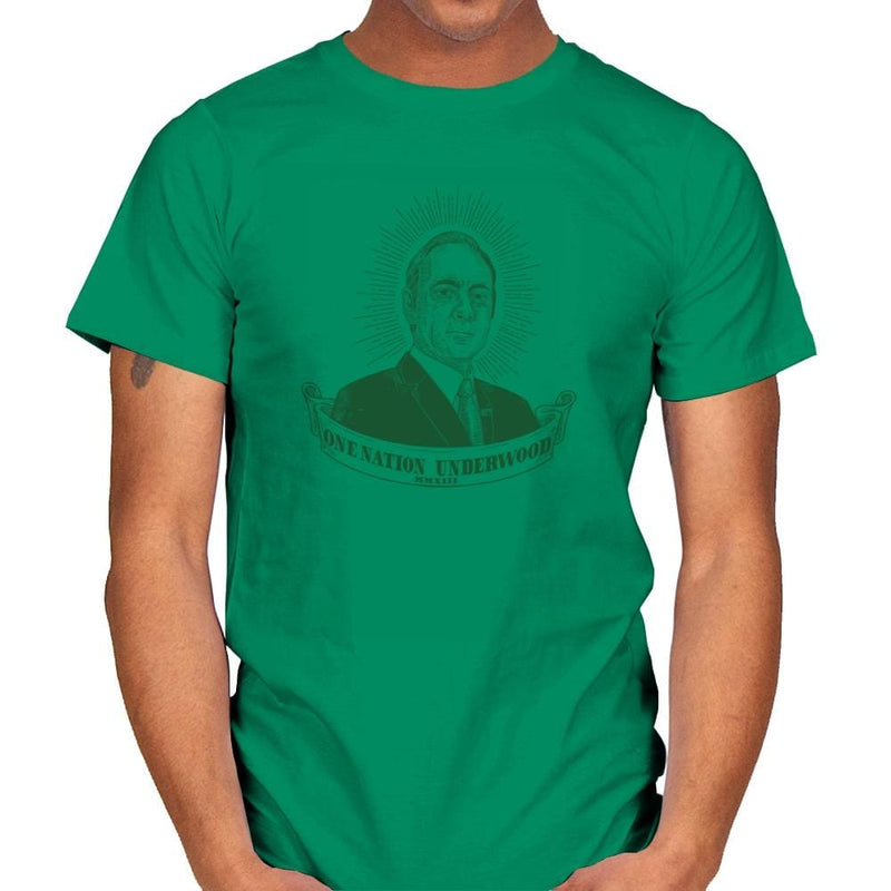 One Nation Underwood Exclusive - Mens - T-Shirts - RIPT Apparel