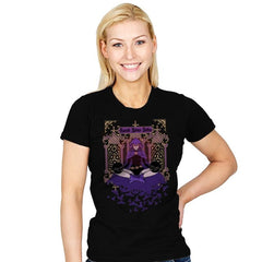 Raven - Womens - T-Shirts - RIPT Apparel