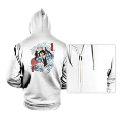 Demons Slayer Ukiyo E - Hoodies - Hoodies - RIPT Apparel